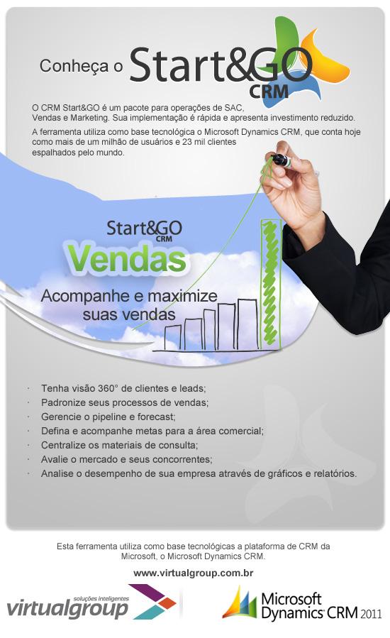 CRM Start&GO - Vendas