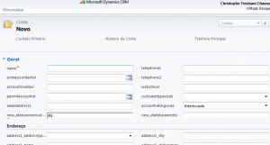Dynamics CRM 2011 - JavaScript Snippet - Nome dos atributos no lugar dos labels